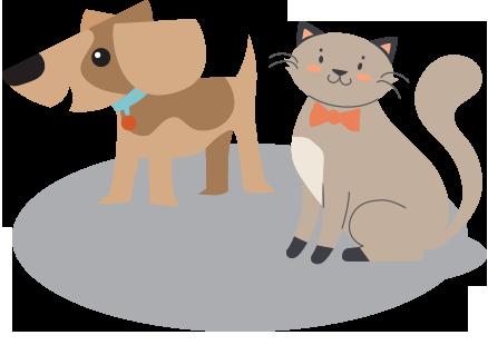 cartoon_pets-cat-dog_01b